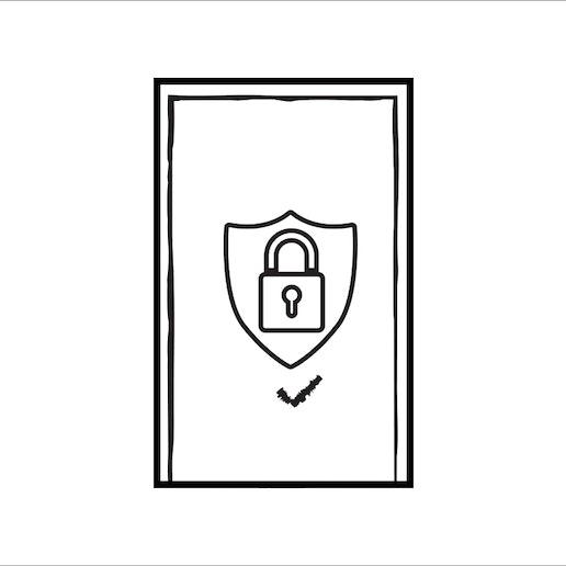 door security icon