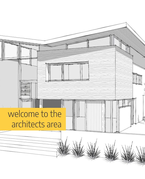 architects mobile header