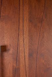 choosing wood for a front door