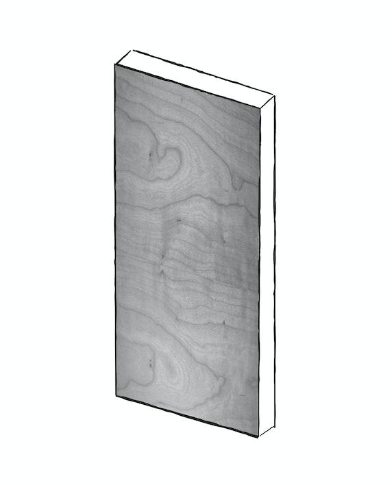 raw front door design