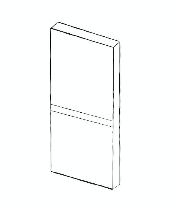 rust internal door design