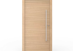 hinged door standard