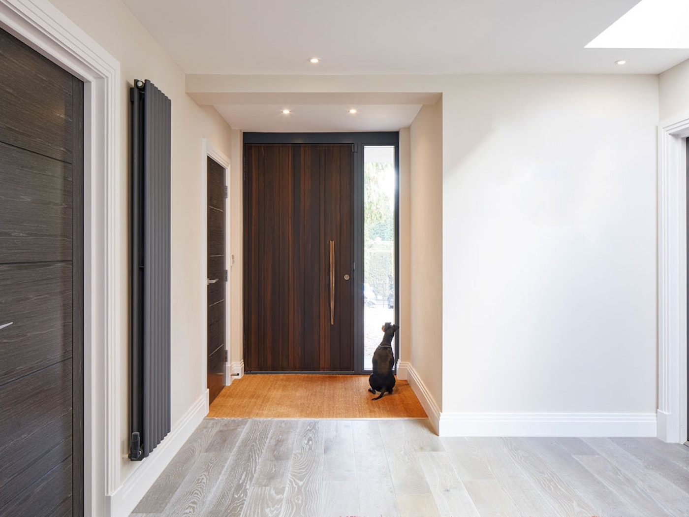 Wooden front doors by Urban Front