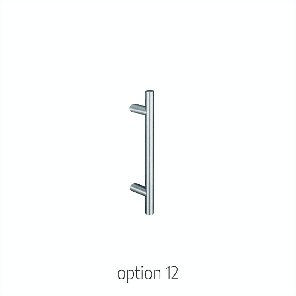 stainless steel door handles Urban Front 16 Copy
