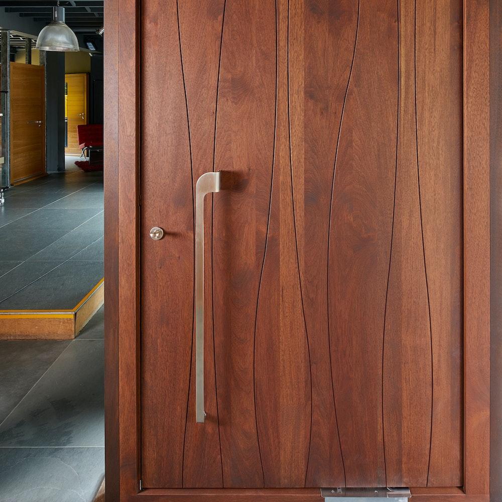 stainless steel door handles Urban Front 29