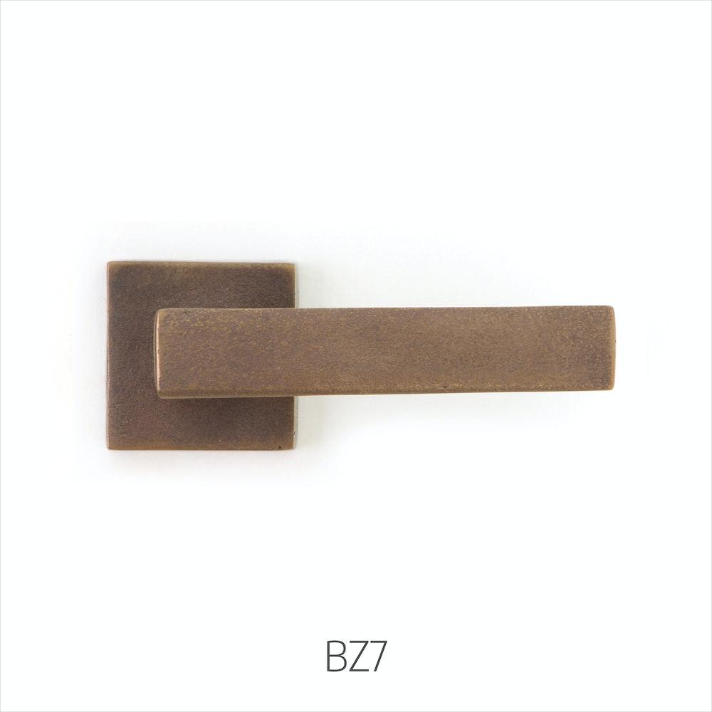 bronze door handles Urban Front BZ7