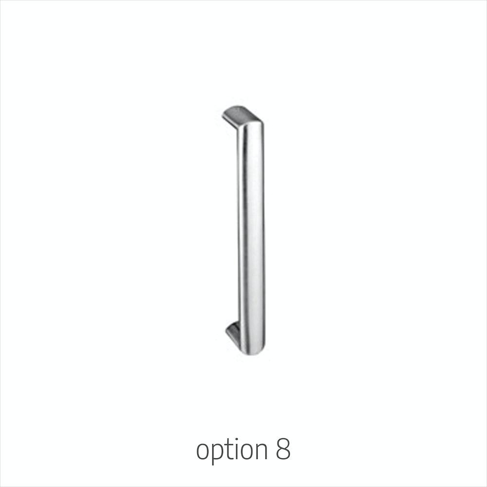 stainless steel door handles Urban Front option 8