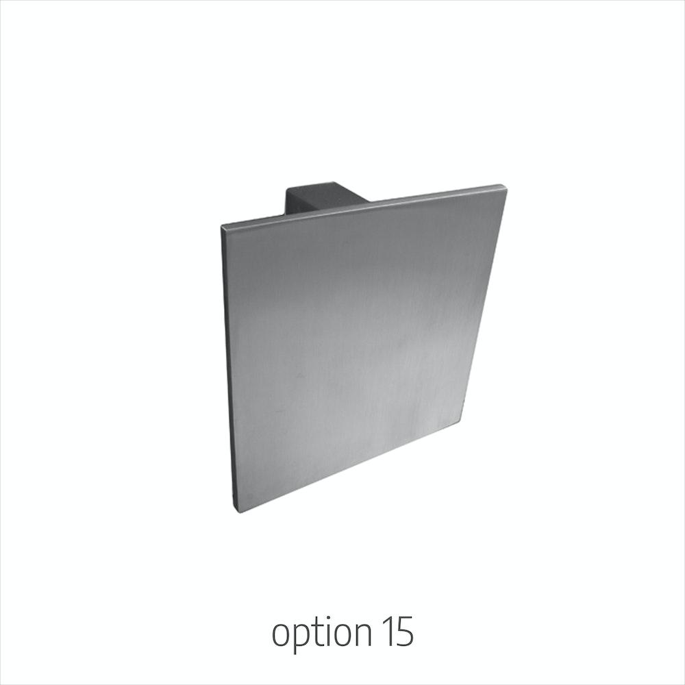 stainless steel door handles Urban Front 26