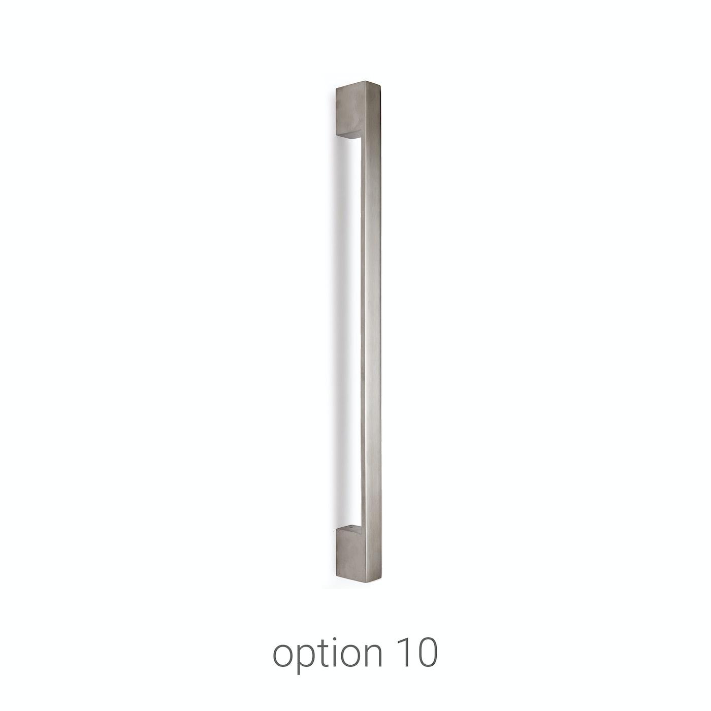 handles stainless steel door Urban Front option 10