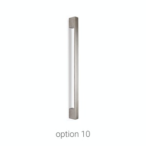 handles stainless steel door Urban Front option 10