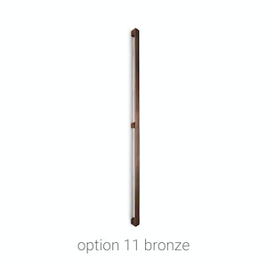handles stainless steel door Urban Front option 11 bronze