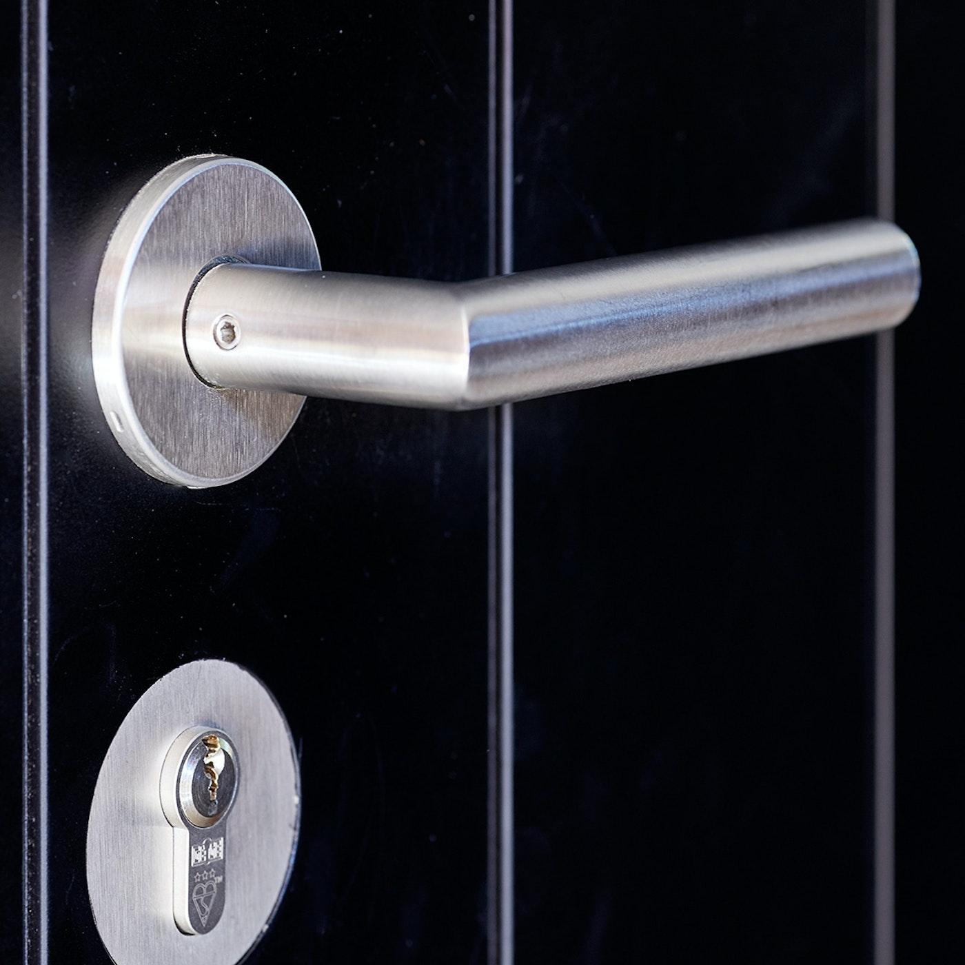 option 1 on door