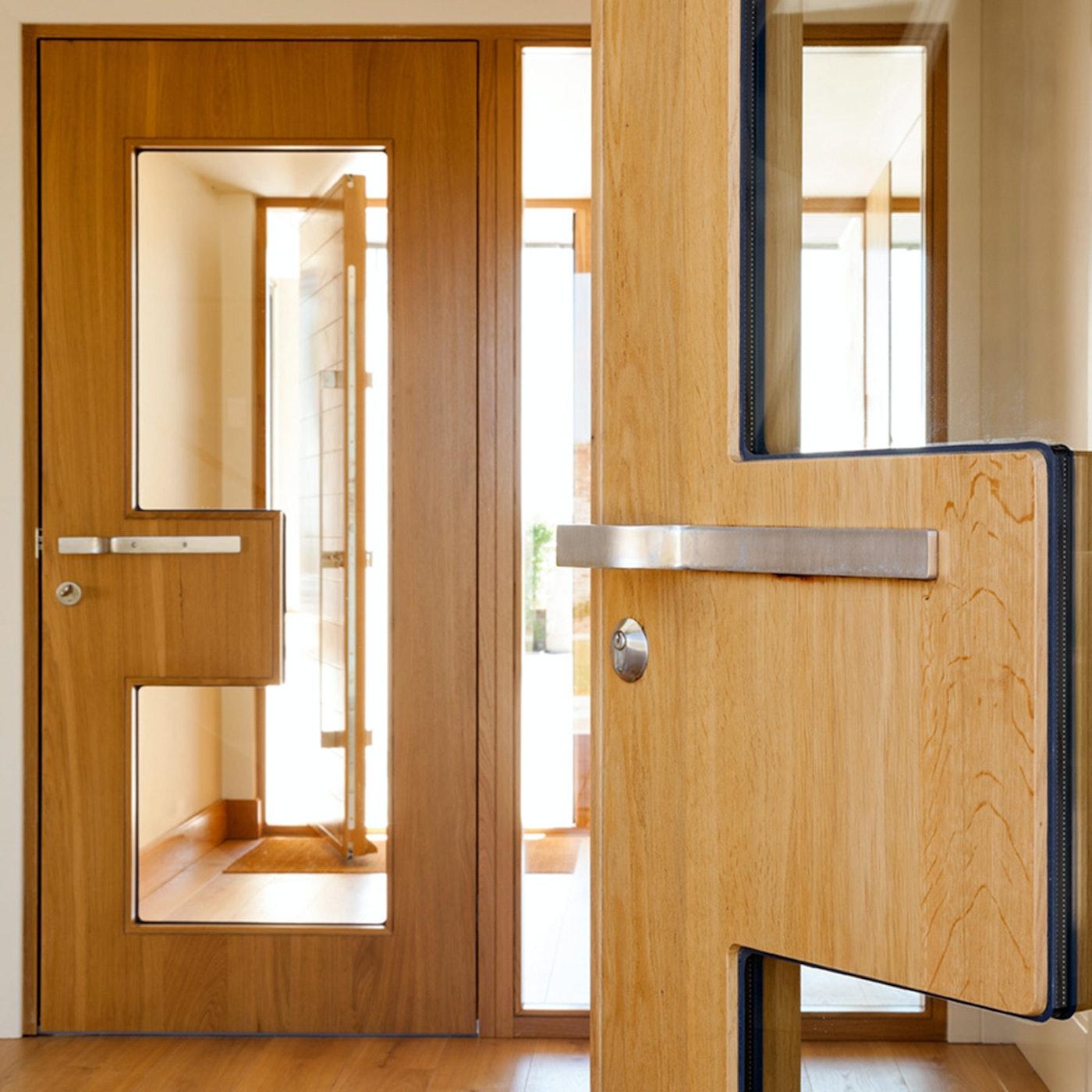 option 16 on door