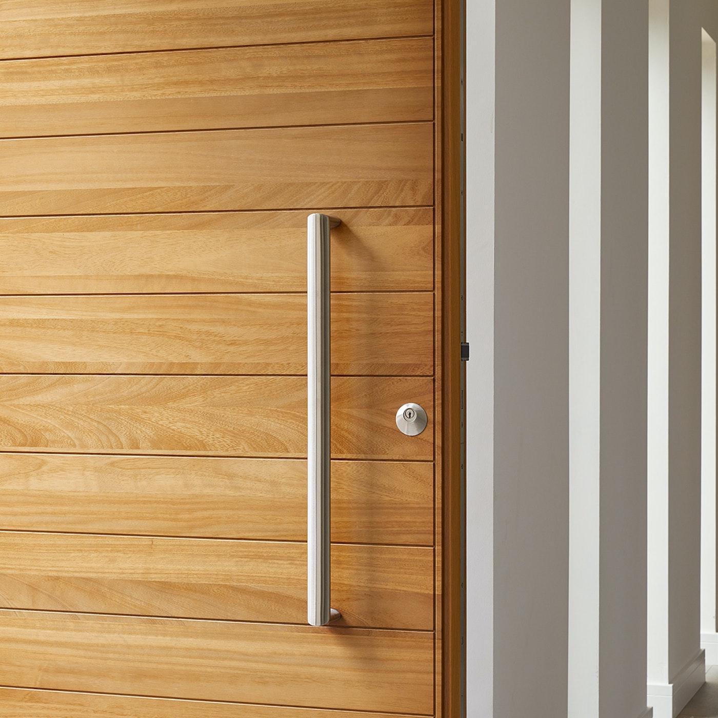 option 8 on door