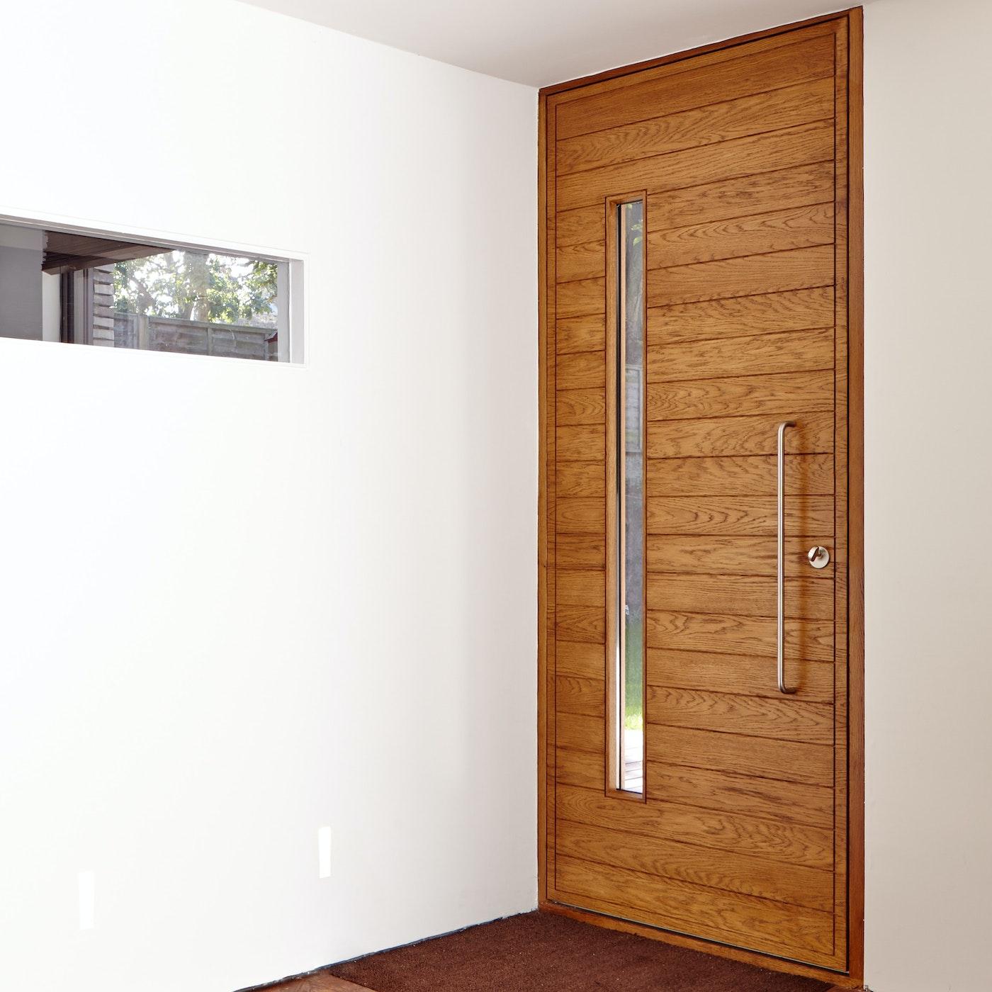 option 6 on door