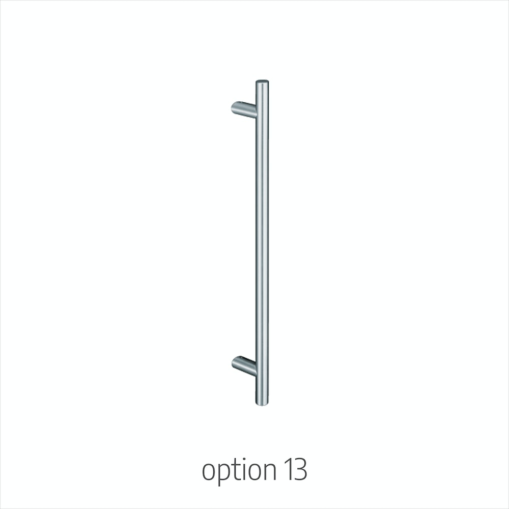 stainless steel door handles Urban Front 24