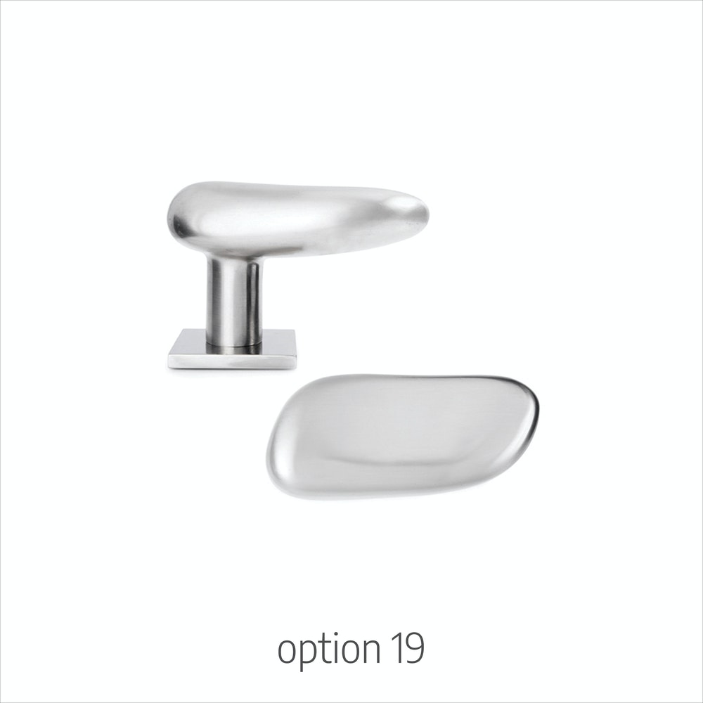 stainless steel door handles Urban Front 31
