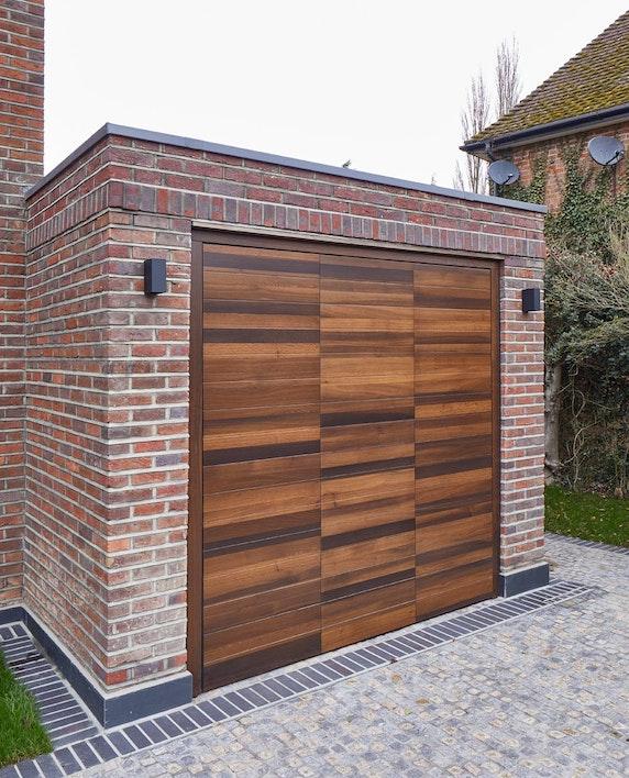garage door specifications urban front