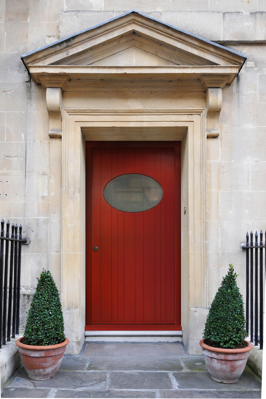 bespoke ral red door pictures Urban Front