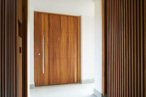 Quattro | Iroko | Option 11a handle