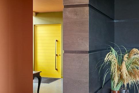 parma yellow door pictures Urban Front 2